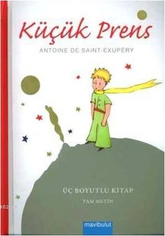 The Little Prince | Küçük Prens (Antoine de Saint-Exupéry)