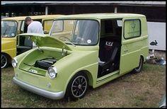 VW Fridolin Type 147