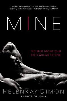 Mine by HelenKay Dimon release 10/06/2015