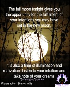 Full Moon Intent♡ Many blessings Jade Kyles Psychic ♡ Thanks for connecting. I would love you to visit me at www.jadekyles.com or on fb at www.facebook.com/jadekylespsychic . You can also subscribe to my channel at www.youtube.com/jadekylespsychic