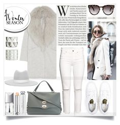 """""""new year style"""" by sophie-martina ❤ liked on Polyvore featuring moda, Forever 21, H&M, Elizabeth and James, Janessa Leone, Valentino, Zanellato, Christian Dior, Lord & Berry e women's clothing"""