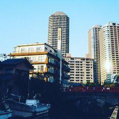 月島 #Tokyo #Japan #月島 #tokyo #3月のライオン