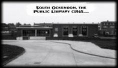 South Ockendon, the Public Library c1965