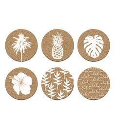 Cork Crafts, Diy And Crafts, Paper Crafts, Ikea Cork, Diy Gifts Cheap, Cork Trivet, Cork Coasters, Diy Christmas Gifts