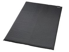 Outwell Comfort Double Self Inflating Mat 5.0cm - If an inflatable airbed is not your thing, then a self inflating mat is what you need to add to your list. Unroll and undo the valves and the foam inside will draw air in and inflate the mat. These insulate very well, retaining heat to keep you warm, unlike the large chambers of air that you get in an airbed, which can get cold easily. #campingchecklist £50.99