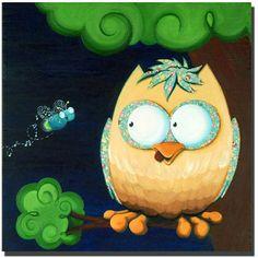 'Owl' by Sylvia Masek