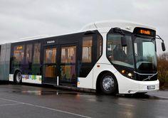 Volvo City Transit Bus