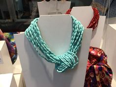 Angela Caputi Italy Turquoise Resin Knot Necklace NWT | Jewelry & Watches, Fashion Jewelry, Necklaces & Pendants | eBay!