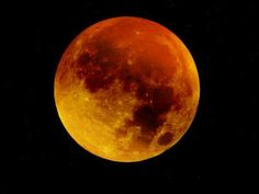 A 'blood moon' total lunar eclipse in July 2018 is projected to be the longest this century. It will be long because there is both a full moon and a moon apogee happening simultaneously. Blood Moon Lunar Eclipse, Alfons Mucha, Moon Meaning, Moon Phase Calendar, Full Moon Ritual, The End Is Near, Wolf Moon, Super Moon, Moon Phases