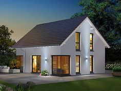 Black And White Editor, Bungalow Ideas, Farm House, My Dream Home, Exterior Design, Ideas Para, Kitchens, Shed, New Homes