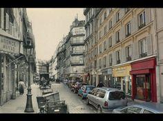 PHOTOS. Il réunit le Paris de 1900 et celui d'aujourd'hui Rue de Vintimille.  (Julien Knez / Golem 13)