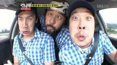 Running Man - The Giraffe Choi Min Su and Ha Ha making monkey faces. Love this episode! Love this show! Running Man Funny, Running Man Korean, Ji Hyo Running Man, Korean Celebrities, Korean Actors, Korean Dramas, Korean Variety Shows, Kim Jong Kook, Kwang Soo