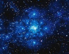 BLUE CONSTELLATION WALL MURAL, Outer Space Murals, www.ArtisticWallMurals.com
