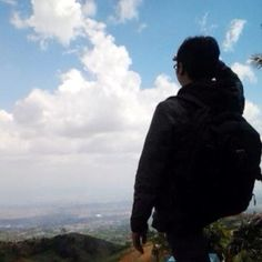 You can see bandung from this wounderful place.