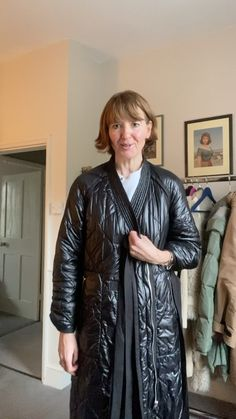 """Becky Leeson on Instagram: """"Some more information on my @31philliplim lightweight quilted puffer. For more details on how to rent from me head to my website, [link in…"""" Website Link, Leather Jacket, Detail, Instagram, Fashion, Studded Leather Jacket, Moda, Leather Jackets"""
