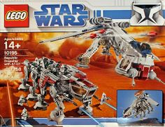 LEGO Star Wars 10195 - Republic Dropship with AT-OT