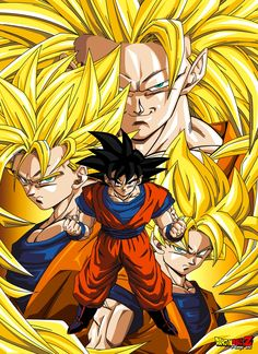 Goku one of my favorite. If not my favorite Dragonball Z character.