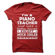IM A PIANO TEACHER T Shirt, Hoodie, Sweatshirt