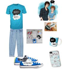 """""""The fault in our stars"""" by raquel-ferreira-dos-santos on Polyvore"""