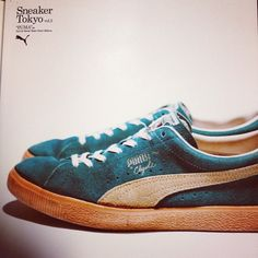 #PUMA #Clyde #PUMALife #sneakers #shoes #classic #style #basketball #Tokyo - @inokma