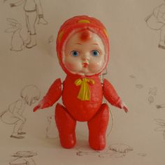 Vintage dolls & toys | http://www.madebywhite.com/blog/category/vintage-finds/page/5/