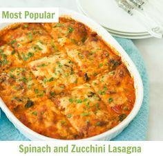 Spinach-and-Zucchini-Lasagna
