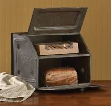 Image result for industrial metal bread boxes