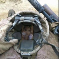 Adorable, something I would do #military