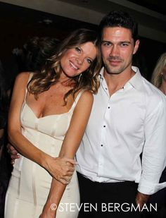 Michelle Stafford, Ryan Paevey