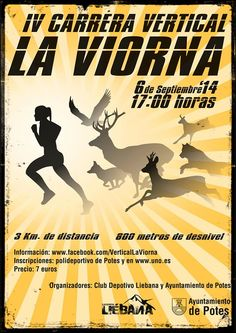 IV Carrera Vertical La Viorna   #carrera  #runner #Liebana #LaViorna #Cantabria