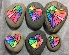 #paintedstones #beachstones