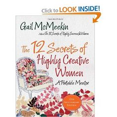 "Gail McMeekin was the interviewed guest for Episode 3 of ""Creative Spirit""--she is a creativity coach and author of ""The 12 Secrets of Highly Creative Women"""