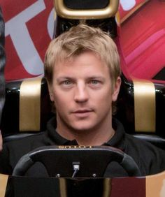 Kimi - Leave him alone he knows what he is doing.
