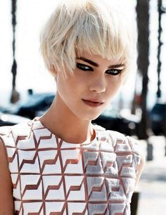45 Short Punk Hairstyles and Haircuts that have spark to ROCK