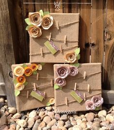 Cork crafts Board - Cork board Message board Note board Burlap shabby chic flowers Book page Sheet music Flores Shabby Chic, Shabby Chic Flowers, Crafts To Sell, Diy And Crafts, Crafts For Kids, Paper Crafts, Fabric Flowers, Paper Flowers, Sola Flowers