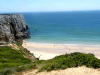 The Algarge coast of Portugal was so beautiful. And a trip through the country, beautiful countryside plus Lisbon and other towns (with real castles) is a truly amazing experience. WILL go back.
