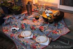 The Tablescaper Table Settings, Tables, Romantic, Summer, Mesas, Summer Time, Romantic Things, Place Settings, Romance Movies