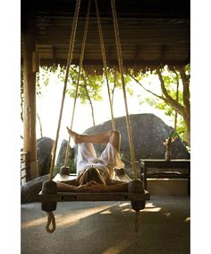 The Best Resorts for Yogis - DuJour / kamalaya thailand, secluded resort features a private beach and unparalleled views from the yoga rooms.