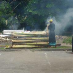 Crematie Bali