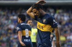 Por su desafortunado tuit, la Conmebol le abrió un expediente a Daniel Osvaldo. May 20, 2015.