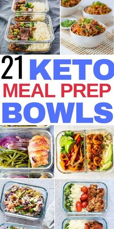21 keto meal prep bowls that are great for healthy eating and weight loss! I'm s… 21 keto meal prep bowls that are great for healthy eating and weight loss! I'm so glad I found these keto meal prep recipes… Continue Reading → Ketogenic Diet Meal Plan, Diet Meal Plans, Ketogenic Recipes, Diet Menu, Meal Recipes, Dessert Recipes, Ketosis Diet, Recipes Dinner, Diet Desserts