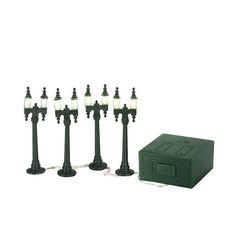 Department 56 - Village Accessories - Village Double Street Lamps | Department 56 Villages, Free Shipping on Dept 56