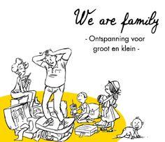 Met de hele familie op vakantie?