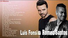 Luis Fonsi Y Romeo Santos Grandes Éxitos Mix 2017 || Luis Fonsi Y Romeo Santos Mejores Canciones