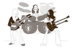 Rush, R&R Hall of Fame