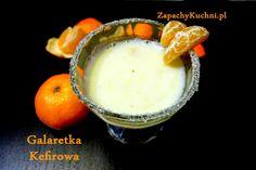 Galaretka kefirowa | Zapachy Kuchni