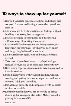 The Words, Motivational Quotes For Girls, Inspirational Quotes, Quotes Positive, Vie Motivation, Health Motivation Quotes, Self Care Activities, Self Improvement Tips, Self Care Routine