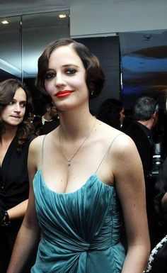"""evagreennews: """" Eva Green attends the Montblanc Paris Flagship Boutique Launch - Inauguration Cocktail party on October 2009 in Paris, France. Beautiful Celebrities, Beautiful Actresses, Gorgeous Women, Actress Eva Green, Bond Girls, French Actress, Celebs, The Dreamers, October 1"""