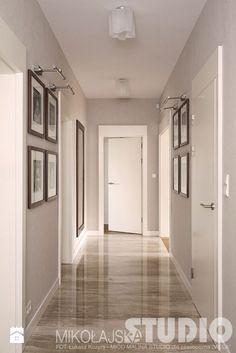 korytarz w apartamencie - zdjęcie od MIKOŁAJSKAstudio - Hol / Przedpokój - Styl Art deco - MIKOŁAJSKAstudio