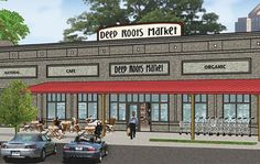 Deep Roots Market - Greensboro's Only Natural Foods Cooperative